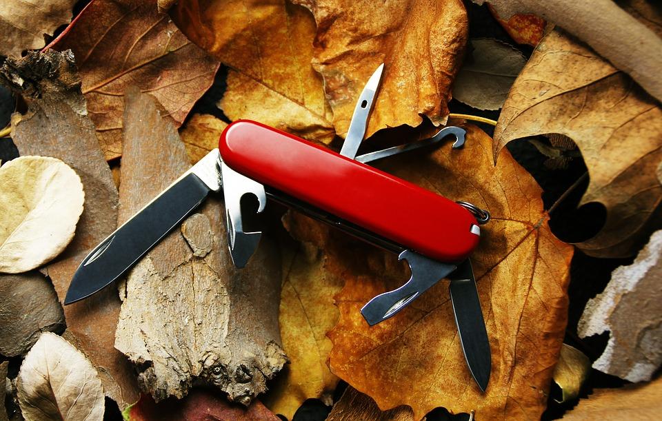 acheter couteau suisse