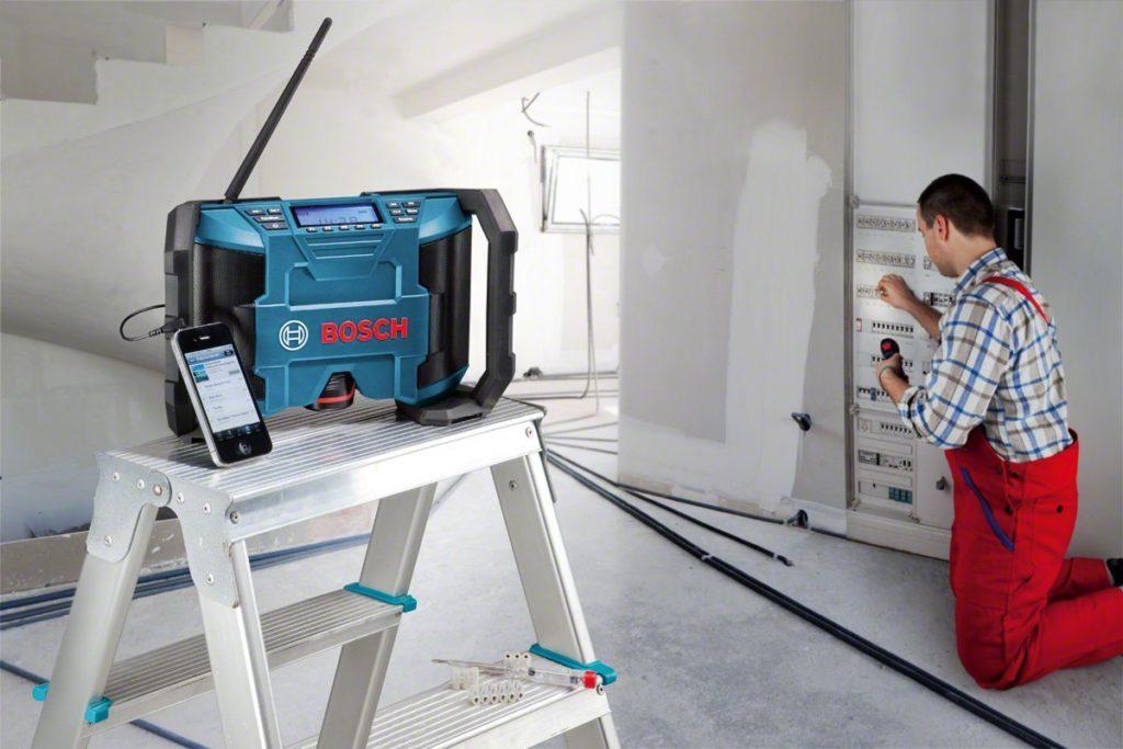 Acheter radio de chantier Bosch