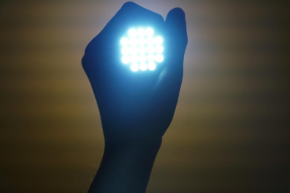acheter lampe torche led