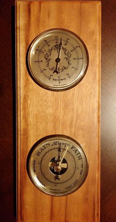 baromètre météorologie