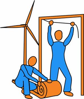 travaux de rénovation énergétique professionnel