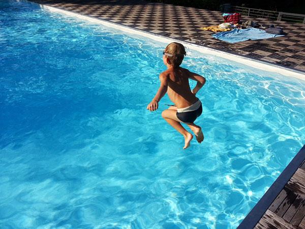 équipement sécurité piscine