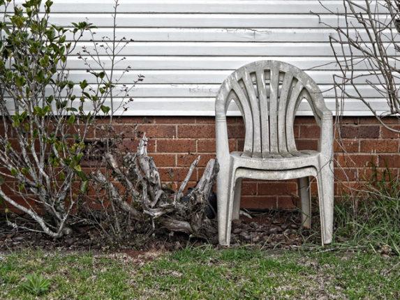 nettoyer chaise de jardin plastique