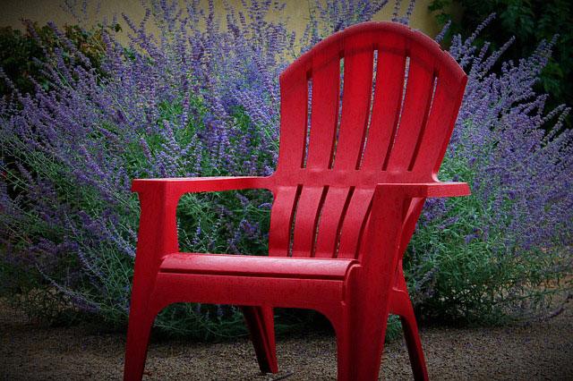 nettoyer chaise de jardin bois